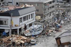 地震などの被害を最小限い留めるLPガス!